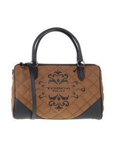 TOSCA BLU Satchel in BROWN