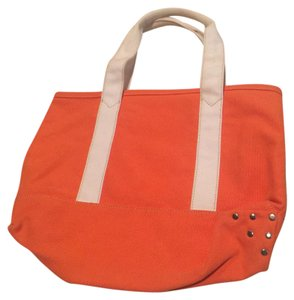 J.Crew Tote in orange