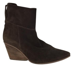 Matisse brown Wedges