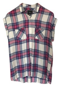 Rails Button Down Shirt Plaid