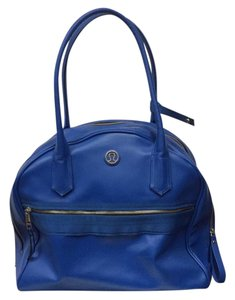Lululemon blue Travel Bag