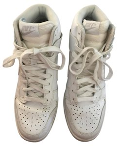 Nike Cool Casual Sneakers White Wedges