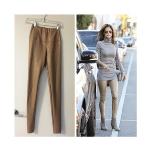 Aritzia Tan Leggings