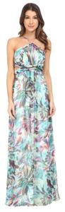 Multi Maxi Dress by Aidan Mattox