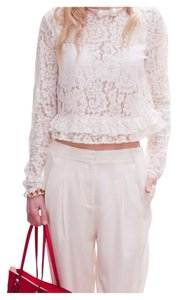 Zara Top white/ivory