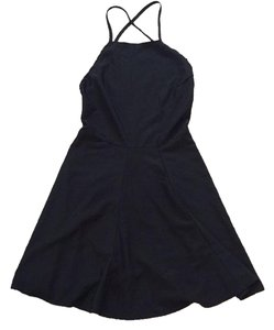 Brandy Melville short dress black on Tradesy