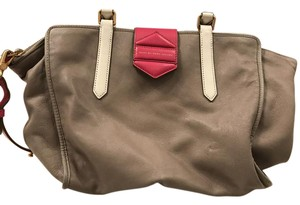 Marc by Marc Jacobs Satchel in Mushroom