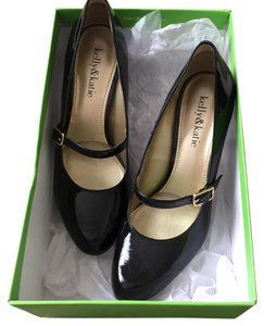 Kelly & Katie Black Pumps