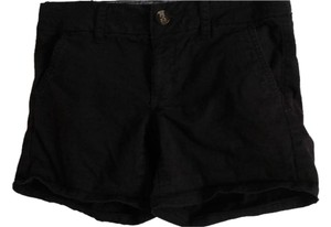 American Eagle Outfitters Stretchy Casual Mini/Short Shorts Chocolate Brown