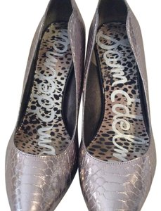 Sam Edelman silver Pumps