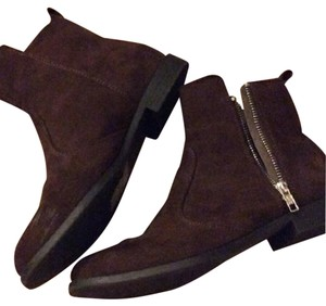 H&M Brown suede Boots