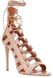 Aquazzura Beige Sandals