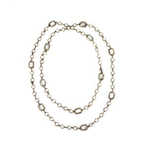 Chanel CHICKLET NECKLACE - 64