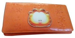 Heirloom Collectibles Garfield Orange Wallet