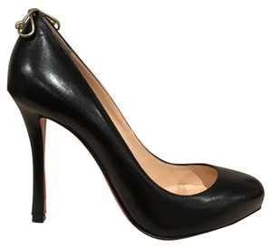Christian Louboutin Very Gemma Stiletto Classic Leather black Pumps