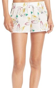 adidas Adidas Originals Women's Printed Surf Shorts, White/Multicolor, M