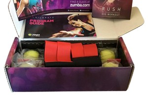 Zumba Fitness Zumba Exhilarate Body Shaping System