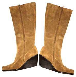 Aerosoles Leather Suede Boots