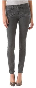 Vince Moto Edgy Skinny Jeans