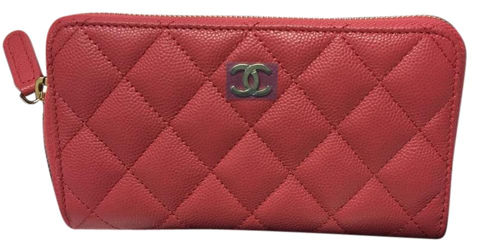 865bae799f0ad9 Chanel NWT Chanel Classic Zip Around Wallet Image 0 ...