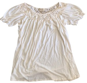 Ella Moss T Shirt cream