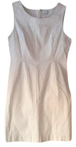 Banana Republic short dress tan on Tradesy