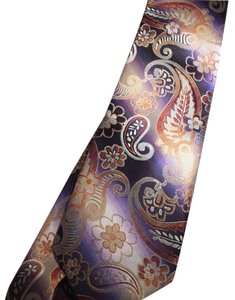 Other colorful silk tie