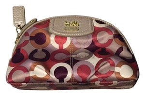 Coach coach cosmetic bag