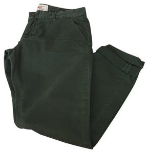 Current/Elliott Relaxed Pants olive green