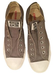 Converse Chuck Taylor No Laces All Star Brand New Brown Taupe Athletic