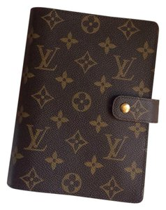 Louis Vuitton Agenda MM- free 80 sheets of refill
