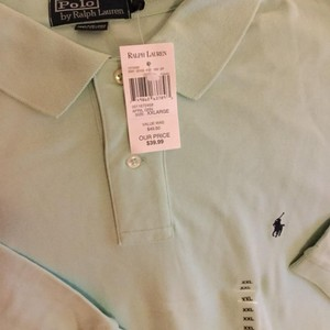 Polo Ralph Lauren Button Down Shirt Mint Green