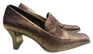 Franco Sarto Dark Purple Pumps