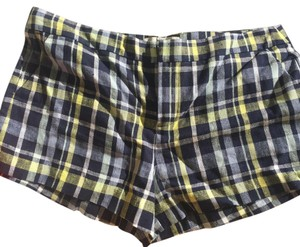 Joie Mini/Short Shorts Blue and Yellow