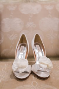 Badgley Mischka Randall Wedding Shoes