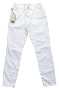 Burberry Skinny Ankle Stretchy Denim Classic Relaxed Fit Jeans