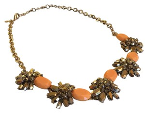 J.Crew Stone Spacers Necklace