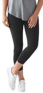 Lululemon NWT lululemon wunder under crop III Black size 4