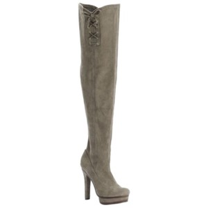 Jennifer Lopez grey Boots