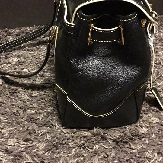 Louis Vuitton Suhali Absolu De Voyage Purse Satchel in black Image 4