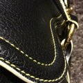 Louis Vuitton Suhali Absolu De Voyage Purse Satchel in black Image 6