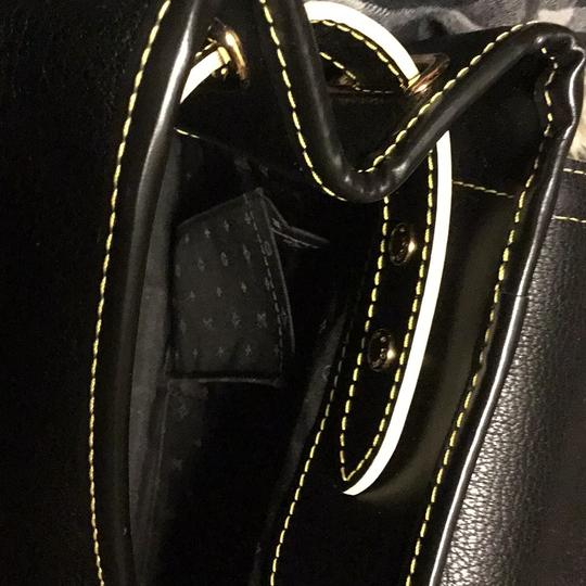 Louis Vuitton Suhali Absolu De Voyage Purse Satchel in black Image 9