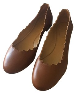 Chloé Brown Delight Flats