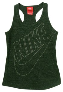 Nike Small Racerback Top Dark Heather Gray