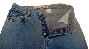 Gap Bruce-approved Button-fly Front Soft As A Kitten Relaxed Fit Jeans