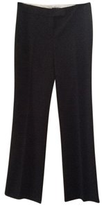 Tahari Black Dressy Trouser Pants