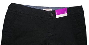 Merona 2 Bermuda Shorts Black