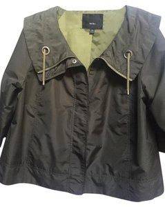 Mossimo Supply Co. Rain Coat Hunter green Jacket