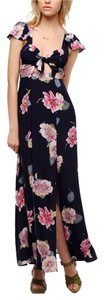 Blue Maxi Dress by Reformation