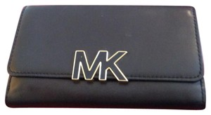 Michael Kors Michael Kors large leather wallet